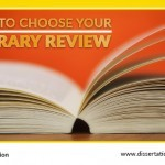 How to Choose To Your Literary Review